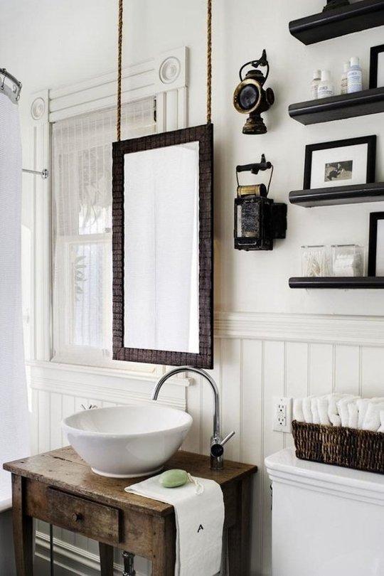 vintage furniture bathroom 7